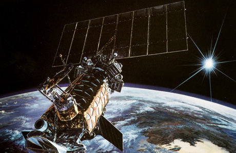Another U.S. Air Force Weather Satellite Just Broke Up in Orbit -SPACE.COM