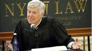 Trump picks conservative judge Gorsuch for U.S. Supreme Court