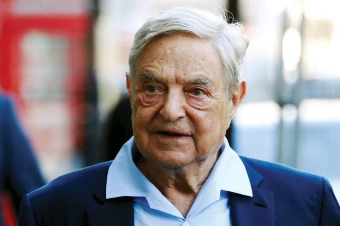 George Soros Builds Stake in Goldman Sachs, Cuts BofA