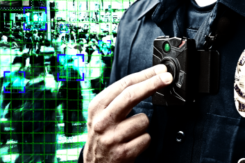 POLICE BODY CAMS HAVE REAL-TIME FACE RECOGNITION