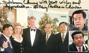 Illegal fundraiser for the Clintons made secret tape because he feared being ASSASSINATED