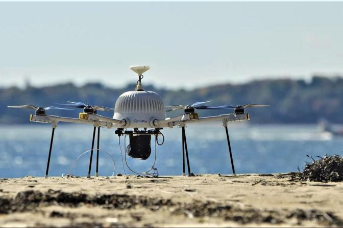 Police Push Tracking for Civilian Drones – Bloomberg