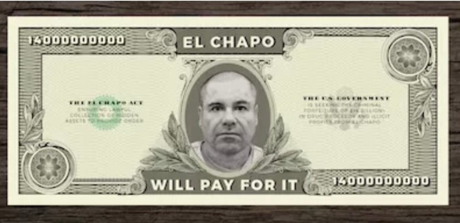 Ted Cruz Introduces 'EL CHAPO ACT' To Help Pay For Border Wall
