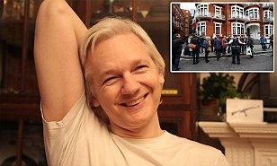 Sweden drops probe against WikiLeaks' Julian Assange | Daily Mail Online