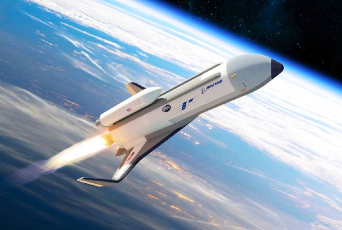 Boeing is building DARPA's new hypersonic space plane