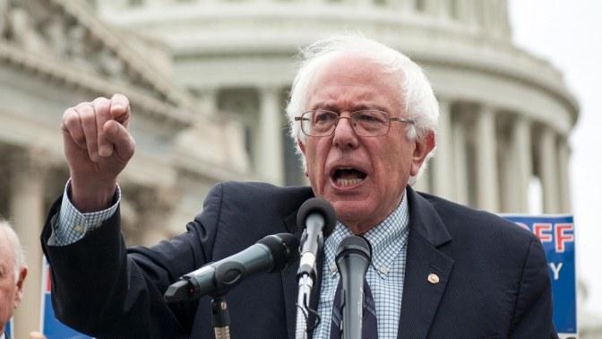 Bernie Sanders Faces Feisty Democratic Challenger – NBC News