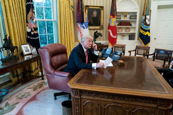 On Senate Health Bill, Trump Falters in the Closer's Role – NYTimes.com