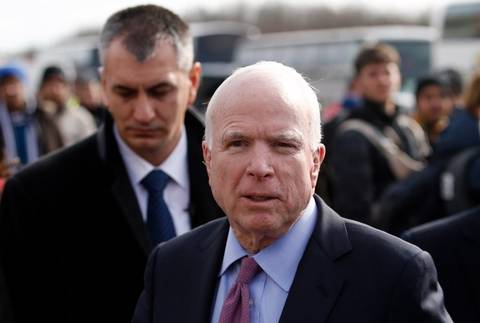 McCain to return to Senate ahead of health care vote | McClatchy Washington Bureau