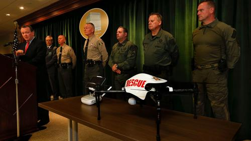 Majority of civilian oversight body wants L.A. County sheriff to stop flying drone – LA Times
