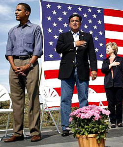 Obama warns Americans about too much patriotism – on July 4th weekend