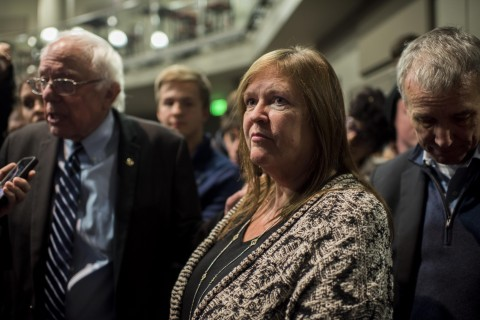 Federal prosecutors step up probe of land deal pushed by wife of Bernie Sanders – The Washington Post