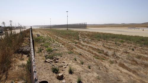 Border wall prototype contractors selected