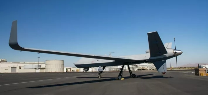 Look for Military Drones to Begin Replacing Police Helicopters by 2025