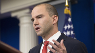 Former Obama Aide Ben Rhodes now a person of interest in House Intelligence Committee unmasking investigation