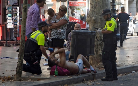 CIA 'warned Spanish police of possible Barcelona attack'