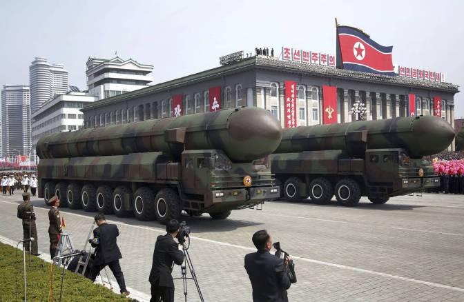 China Fears Radioactive Fallout From North Korea Blast