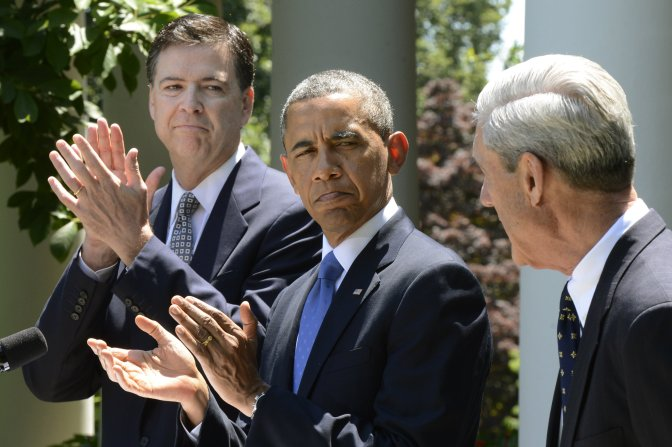 Did Obama Know about Comey's Surveillance?