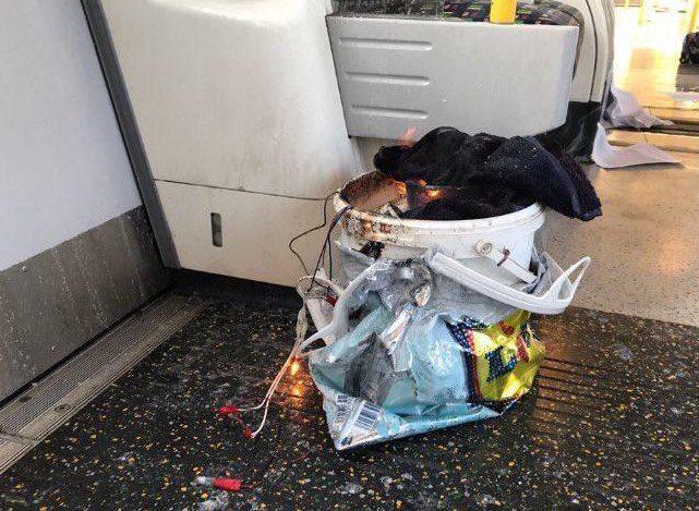 Parsons Green Tube explosion sparks manhunt for terrorist