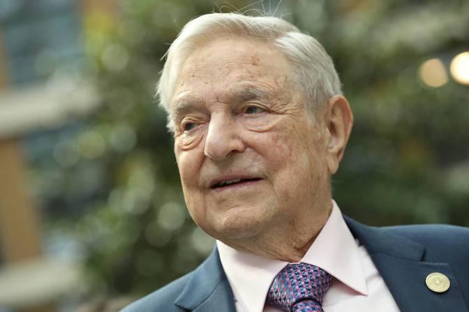 George Soros Transfers $18 Billion to His Foundation