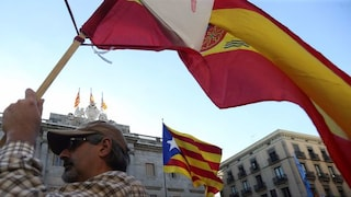 Spain's government seeks rebellion and sedition charges against Catalonia's leaders