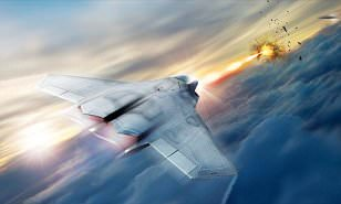 Lockheed Martin developing high-energy laser for jets