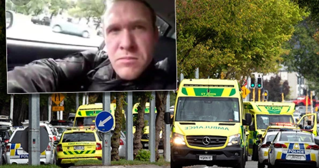 Christchurch Shooting Full Video Twitter: Christchurch Mosques Shooting: 49 Killed In New Zealand